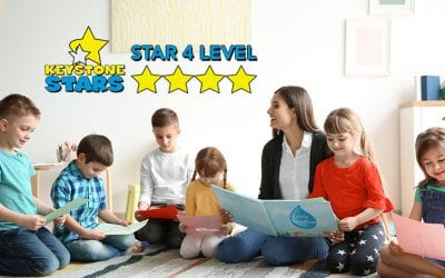 Learning Ladder Academy Maintains 4 Keystone Stars Ranking!